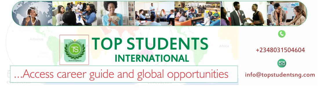 TOP STUDENTS NIGERIA